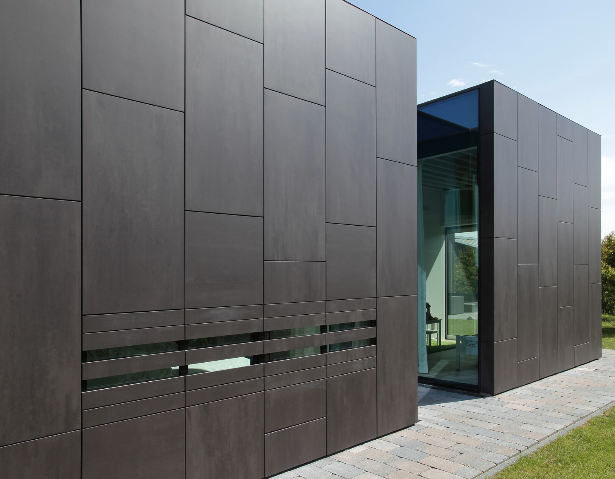 Fassaden Produkte Mosa Fliesen