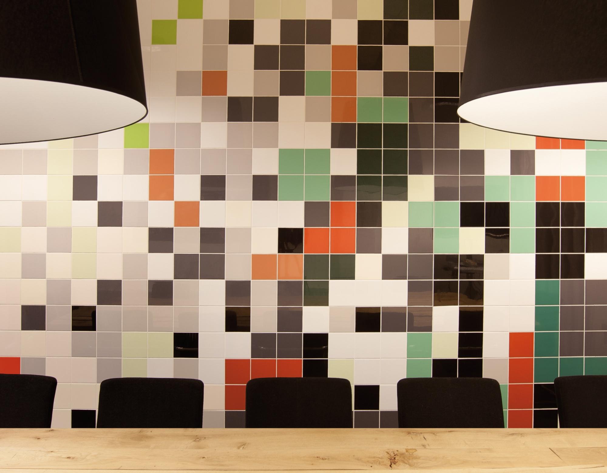Royal Mosa Tegels : Colors u e mosa tegels